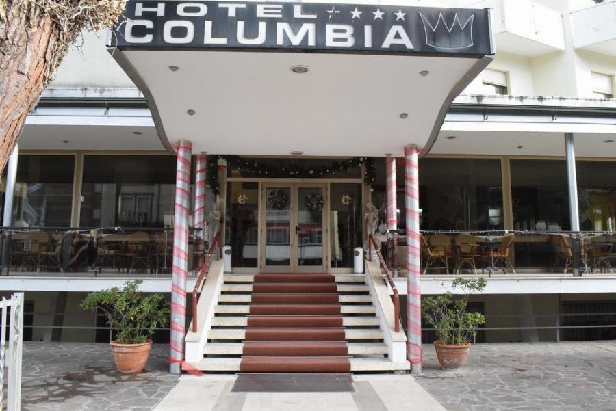Hotel Columbia Rimini