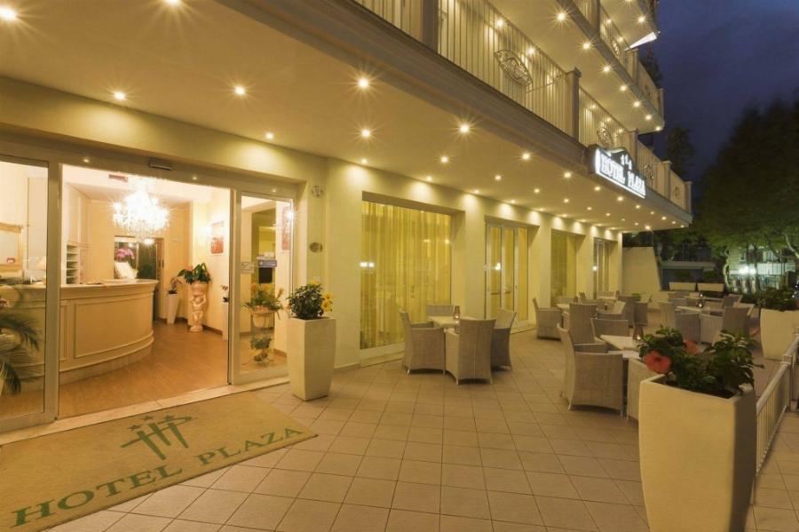 Hotel Plaza Gabicce Mare