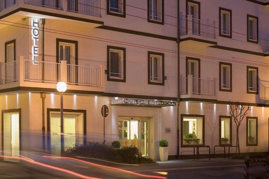 Hotel Card International Rimini