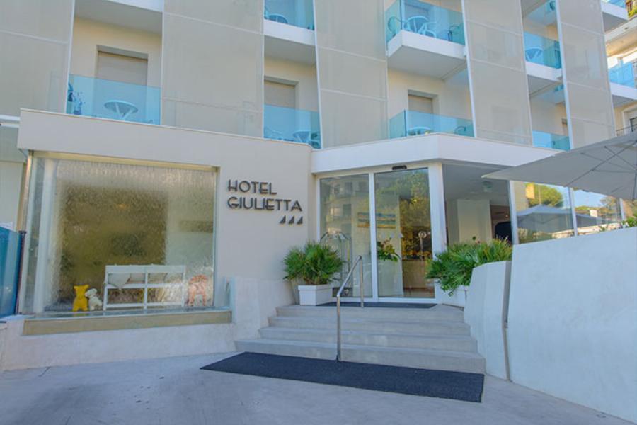 Hotel Giulietta Riccione