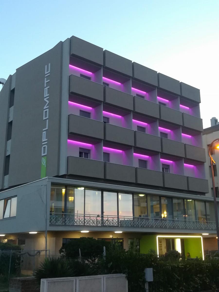 Hotel Diplomatic Igea Marina