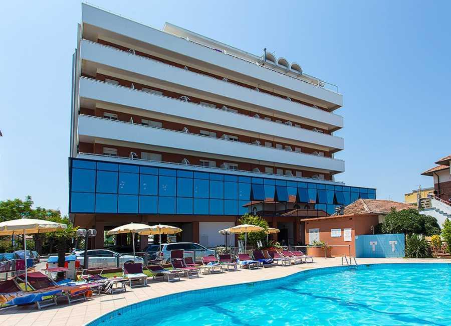 Hotel Miramare Cesenatico