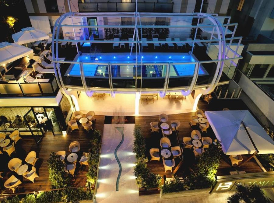 Hotel Boemia Riccione