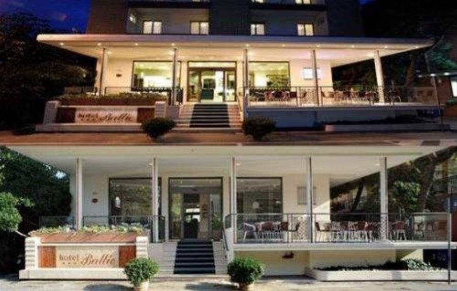 Hotel Baltic Rimini